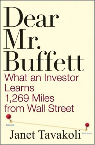 Dear Mr Buffett
